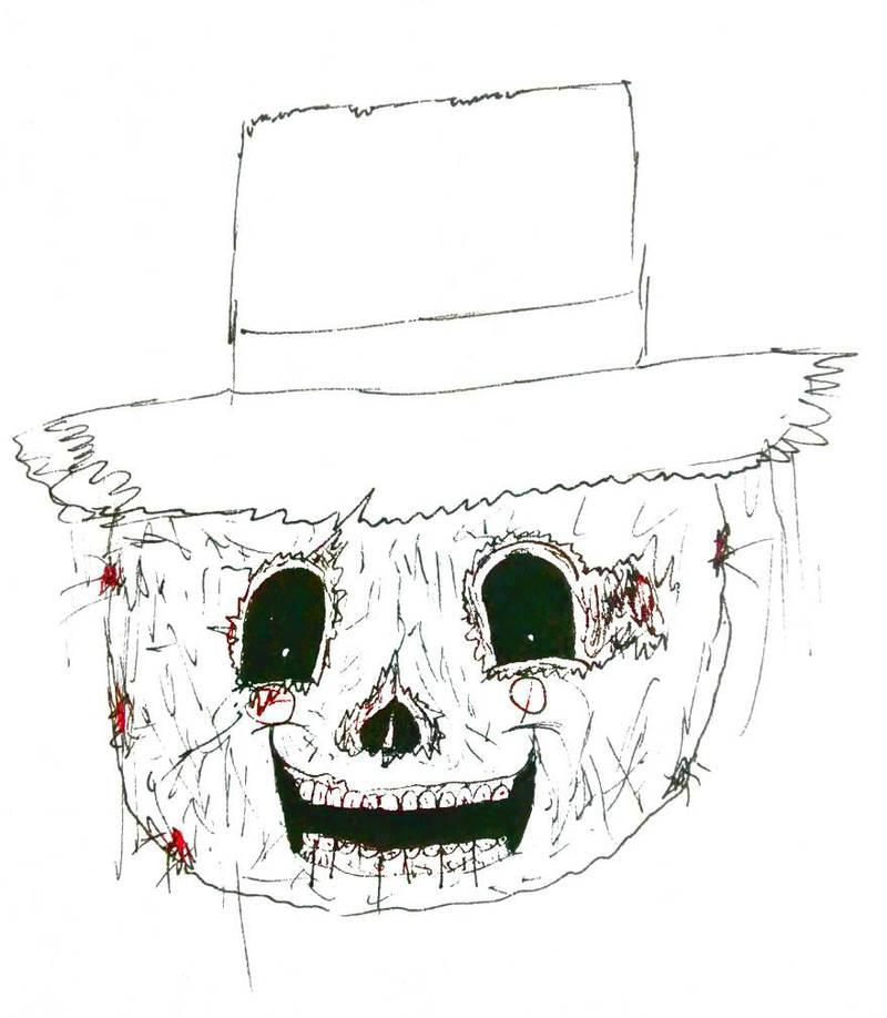 Snowman by MexicanDumpling