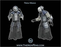 Daikas Warrior by TheIronRing