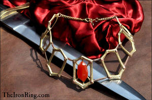 Necklace of the Red Priestess by TheIronRing