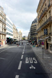 Paris Street by xILOONA