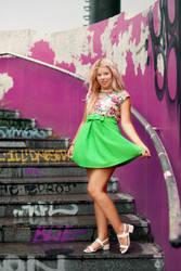 urban barbie by ivuliena