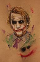 The Joker by piratebutl23