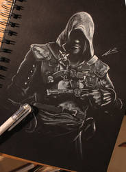 Assassin's Creed by piratebutl23