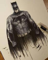 BATMAN by piratebutl23