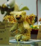 golden fairy bear by Neekse