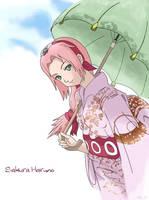 Sakura Haruno by Loneicon