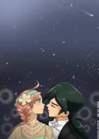 Under the Stars by Darkbutterfly137