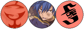 Jellal Fernandes - Profile Decoration *red* by Cheschire-Kaat