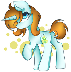 ART TRADE - TheAnthroPony by Cheschire-Kaat