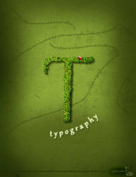 typography by skykhan