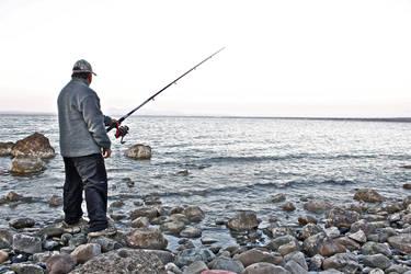 fisherman by skykhan