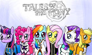 Tales of the pony by Icognito-chan