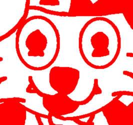 [Free Use Emoji/PFP] The Red Joker - Crimson by Hywj