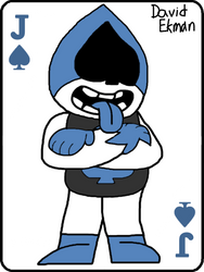 Jack of Spades - Deltarune Chapter I by Hywj