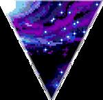 Deco|Galaxy Triangle V1 by RandomnessRandom