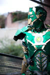 Cosplay Iron Lantern by CosplayQuest