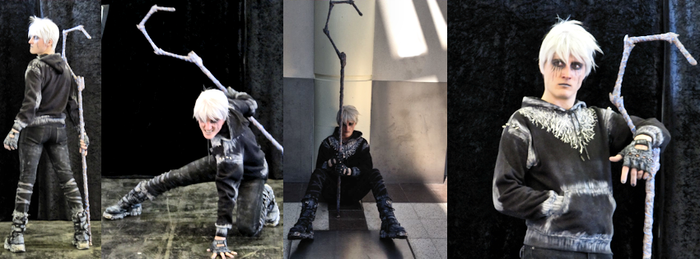 Evil Jack Frost preview by CosplayQuest