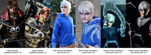 My cosplays - preview 1 by CosplayQuest