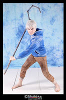 Jack Frost cosplay by CosplayQuest