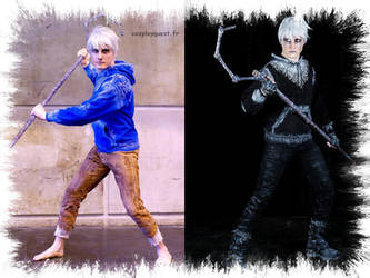 Rise or Dawn of the Guardians ? by CosplayQuest