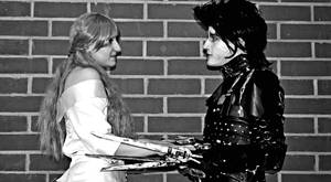 Edward Scissohands cosplay by CosplayQuest