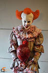 Pennywise Cosplay by CosplayQuest