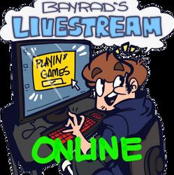 Stream Rad! BayRad! (Retro Night!) At 5PM EST! by BayRad