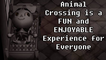 [YouTube Video] Animal Crossing is a Fun game by BayRad