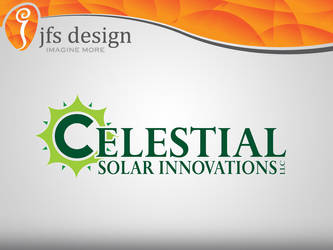 Celestial Solar logo by JFS-Design
