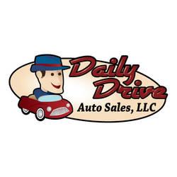 Daily Drive logo 1 by JFS-Design