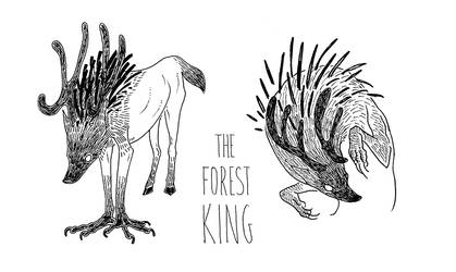 The Forest King by Noxaunu
