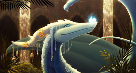 Commission: OnyxCenturion (11) by Koru-Xypress