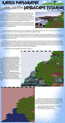 Panoramic Landscape Tutorial 1 by AThousandRasps