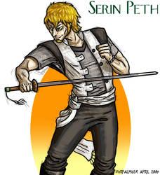 Serin Peth Sketch by AThousandRasps