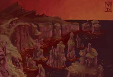Gaia's Torment by AThousandRasps