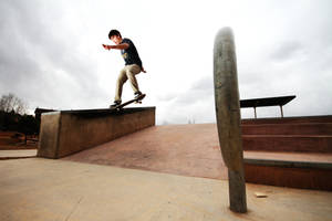 Front Tail FS Bigspin Out by desperation