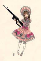 Sweet and Pretty by Lika-san