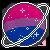Bi Pride Planet by SpacedAliien