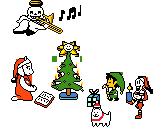 An undertaly Christmas by camir