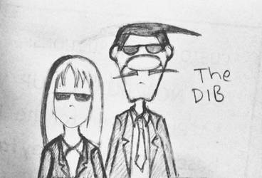 The DIB by horrorlandcop74