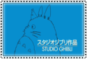 Studio Ghibli Stamp by GriffinMyth