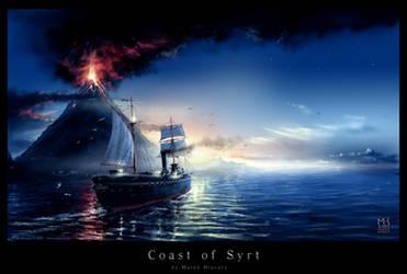 Coast of Syrt by Prasa