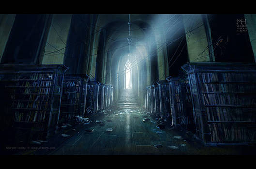 Lost Library by Prasa