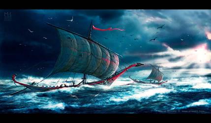 Sea Wolves by Prasa
