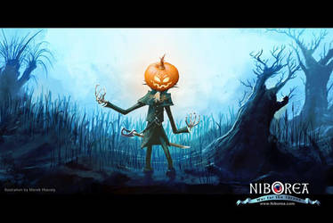 NIBOREA: Halloween by Prasa