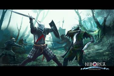NIBOREA: Mortal vs. Eternal by Prasa