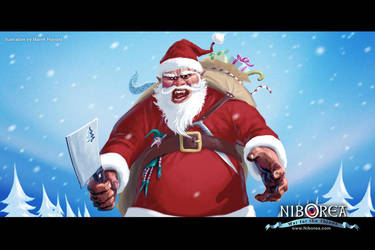 Bad Boy Santa by Prasa