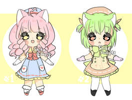 [CLOSED] Set Priced (0/2) by Shika-Adopts