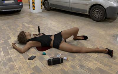 Murder in the garage by ziege58