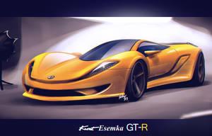 Kiat Esemka GT-R by Adry53